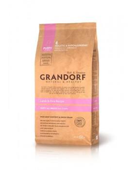 Grandorf - Ягненок с рисом для щенков