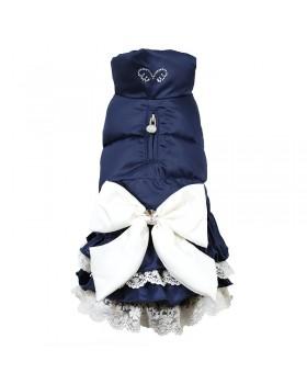 """306 PA-OW Куртка для собачки """"Принцесса"""""""