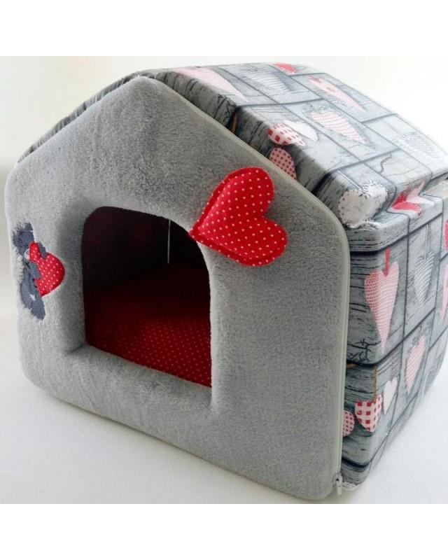 """1655 DB Домик для собаки """"Мишка Тедди"""""""
