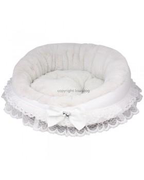 1399 LD Лежанка для собачек Oh-So white