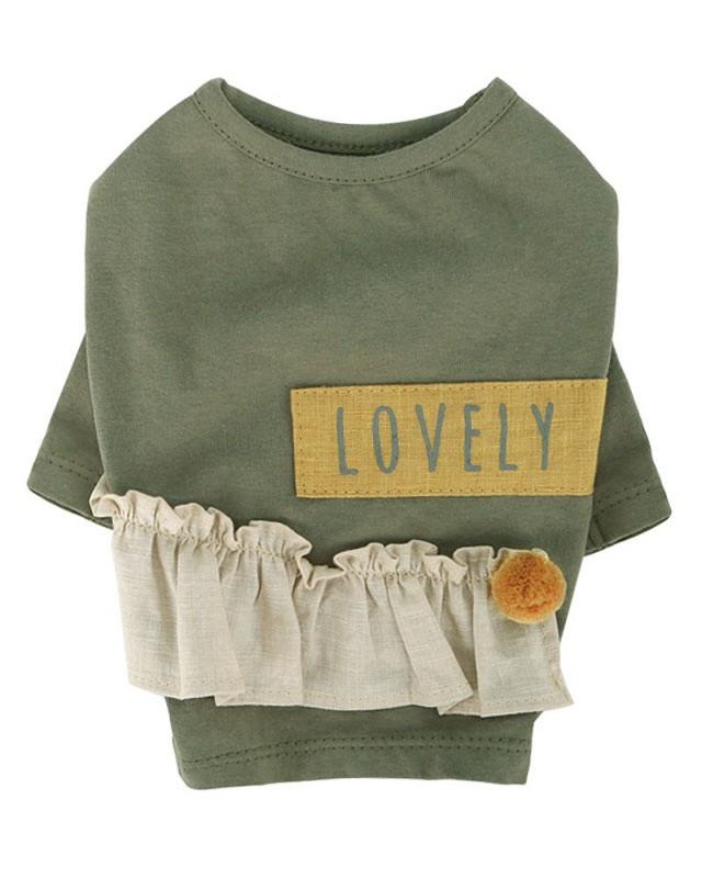 "606 PA-TS Блуза ""Lovely"""