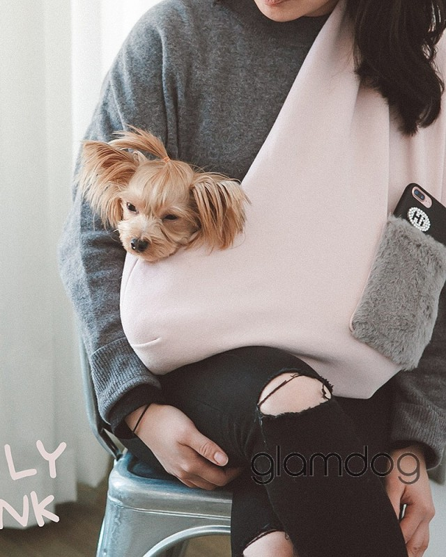 1814 LD Сумка-слинг для собак