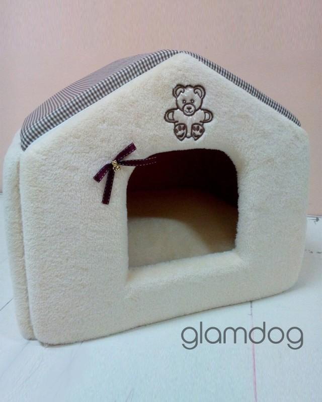 """1636 DB Домик для собаки """"Мишка Тедди"""""""