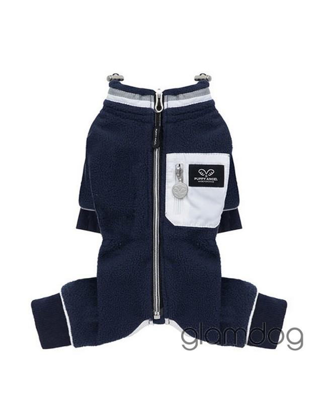 418 PA-OW Спорт костюм флисовый мальчик