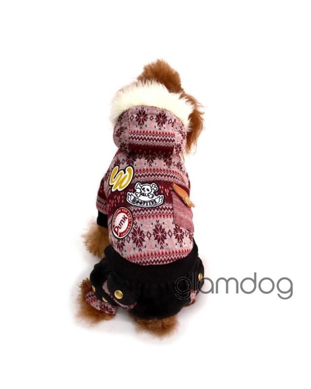 """042 CW Куртка для собаки """"Warm it UP"""""""