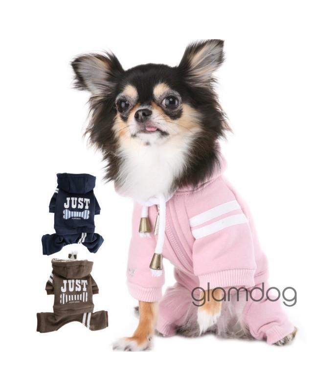 """134 Спортивный костюм для собаки """"Для тебя"""""""
