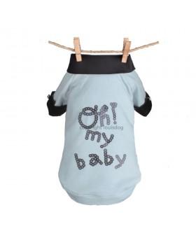 """1380 LD Рубашка """"Oh! My Baby"""""""