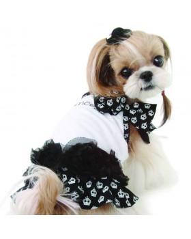 """045 Платье для собачки """"Princess Royale"""""""