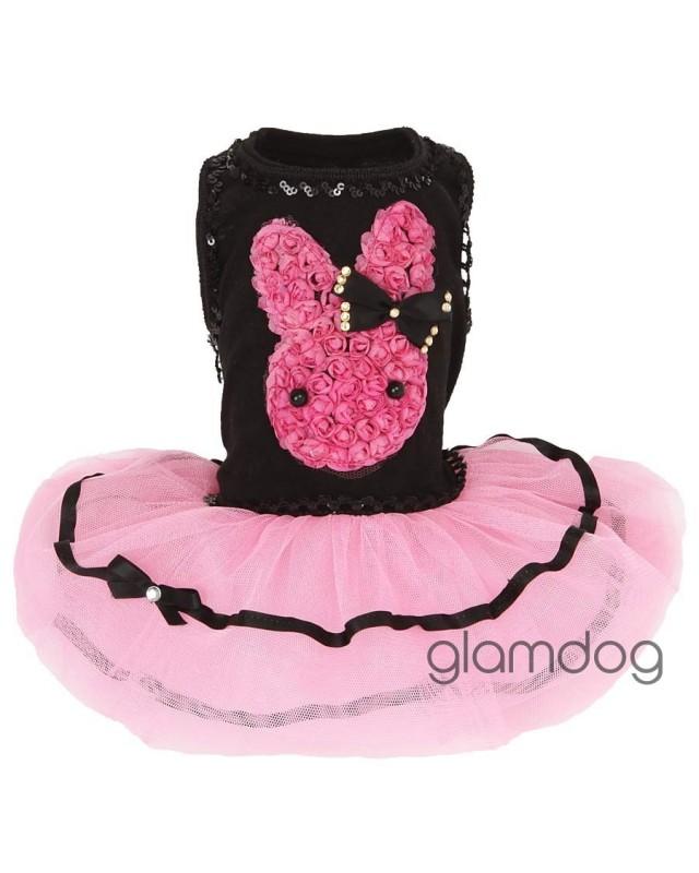 """127 Платье для собаки """"Заяц"""""""
