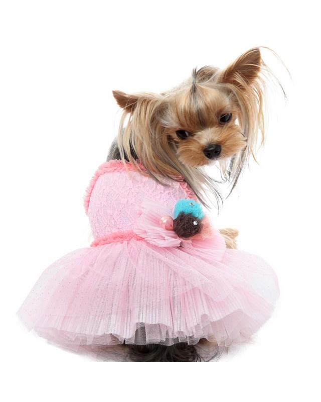 """131 Платье для собачки """"Долорес"""""""