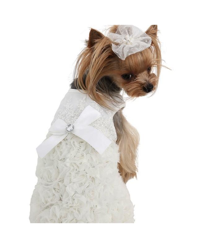 "138 Платье для собачки ""Золушка"""