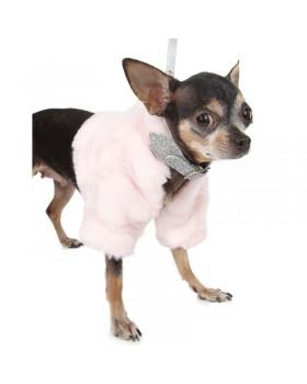 001 PA-HA Манто-шлейка для декоративных собачек