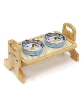 """93308 Японский деревянный столик """"Для щенков"""""""