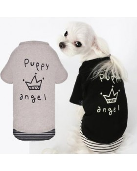 "262 Свитшот для собачки ""Baby Crown"" Puppy Angel"
