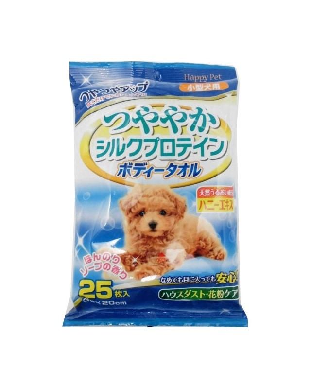 729000 H Влажные полотенца для базового ухода. С целебными свойствами меда.