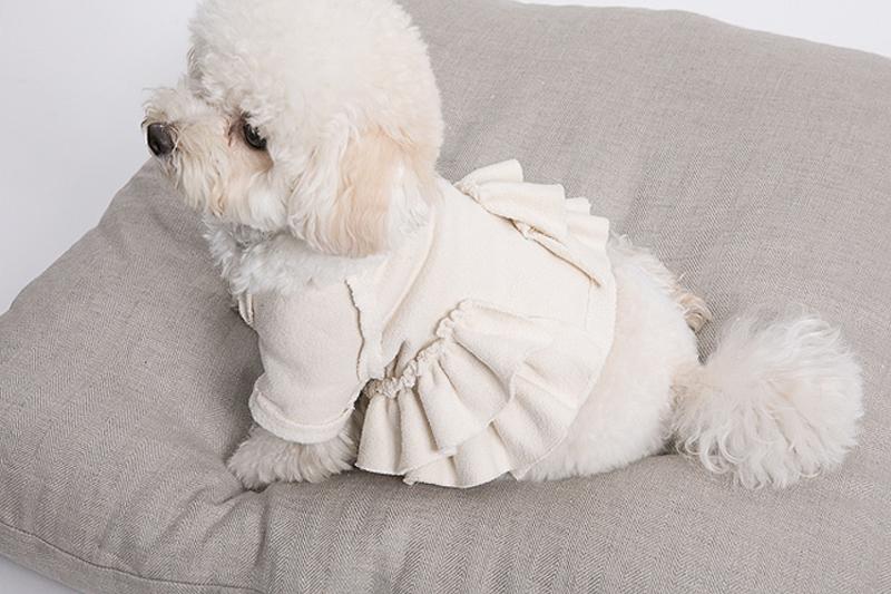 флисовая одежда для собак