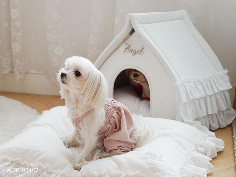мягкий домик для собачки