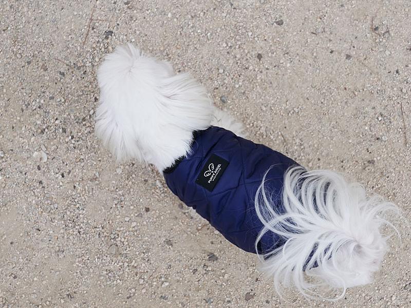 теплая куртка для собаки
