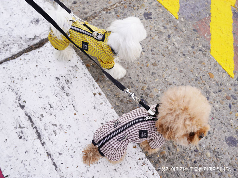 непромокаемый дождевик для собак