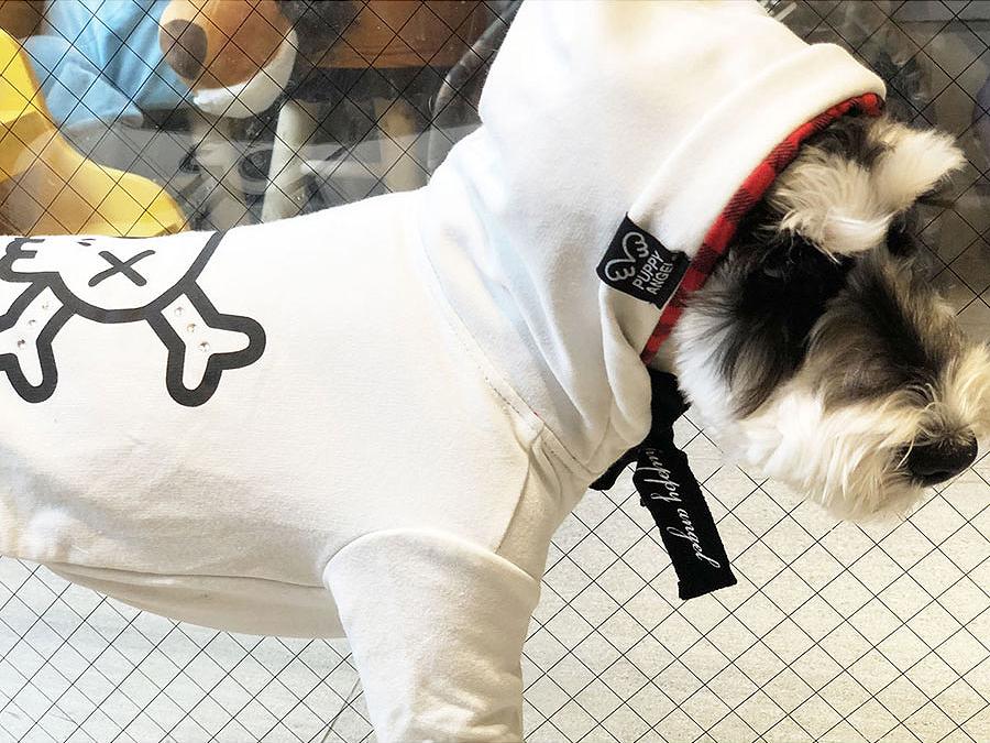 Флисовая куртка для собаки