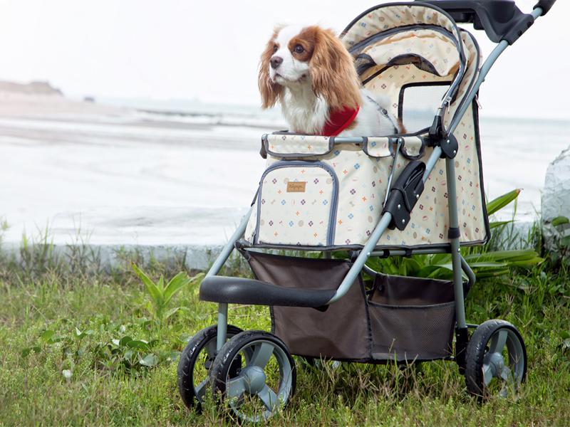 коляская для собаки