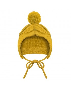 1283 MP Желтая шапка для собаки