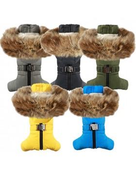 383 PA-OW Комбинезон зимний для собаки