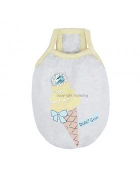 "1455 LD Майка ""Мороженое"" organic cotton"