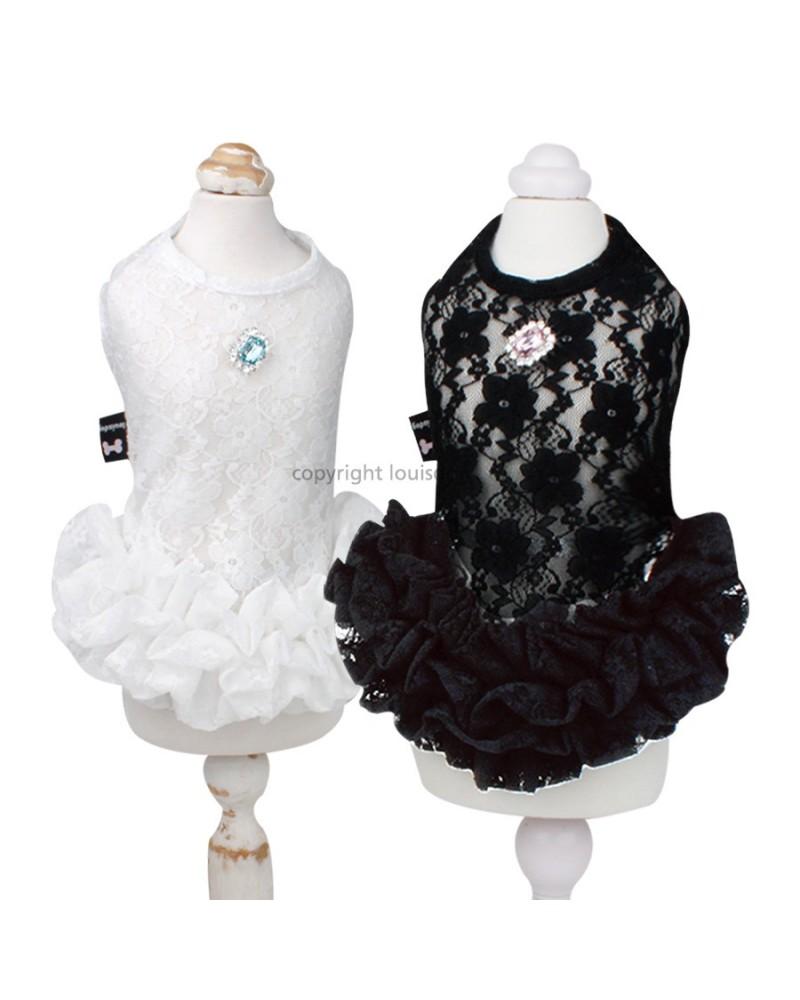 дита фон тиз в клетчатом платье