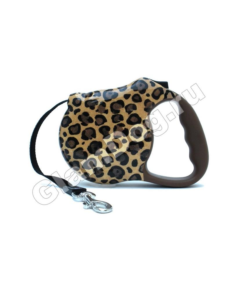 Поводок-рулетка для собак flexi leopard safari интернет-казино в белоруссии