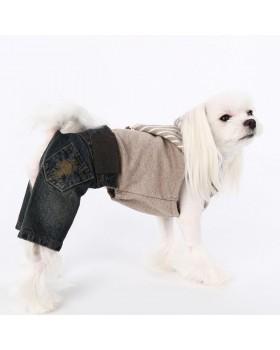 "168 Костюм для собаки ""Хипстер"" Puppy Angel"